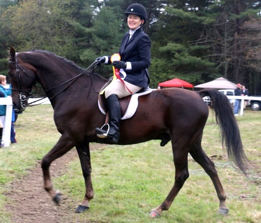 Chris student wins Reserve Championship at RRDC Spring 2016 Horse Show